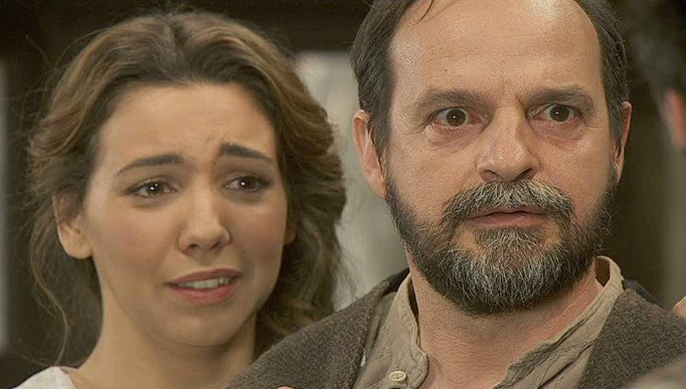 Sebastián traiciona a su familia