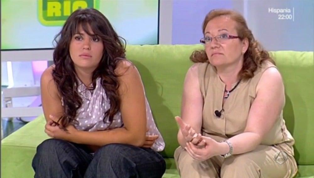 Mariló y Cristina en El Diario