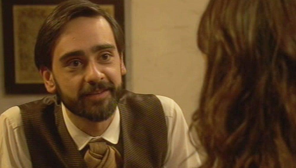 Alberto quiere casarse con Pepa