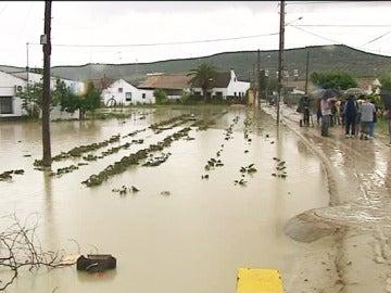 Inundaciones en Villa del Río