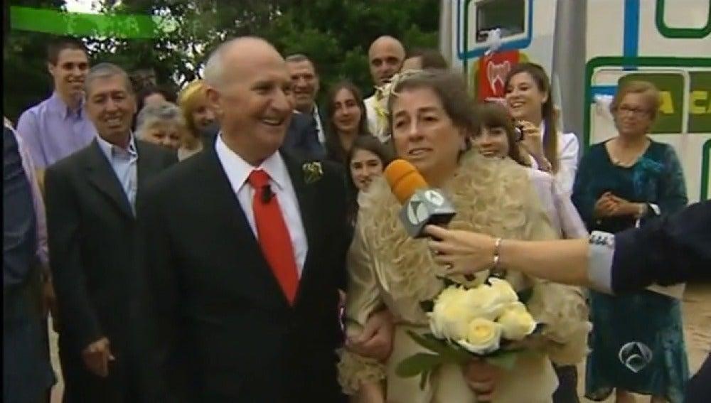 Federico y María en El Diario