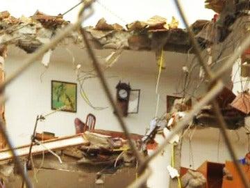 Casa derruida en Lorca