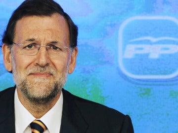 Mariano Rajoy valora los resultados electorales