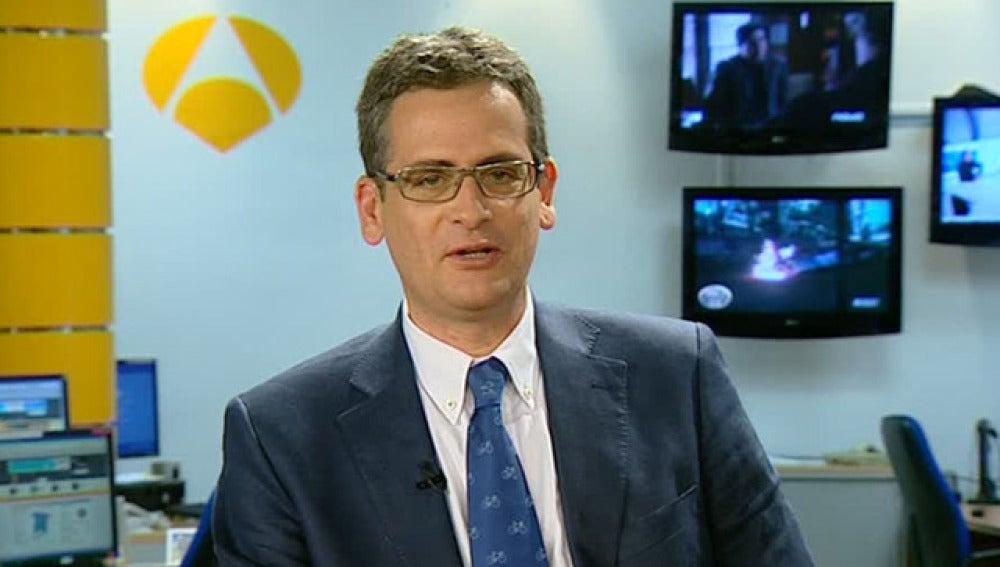 Antonio Basagoiti en Antena 3