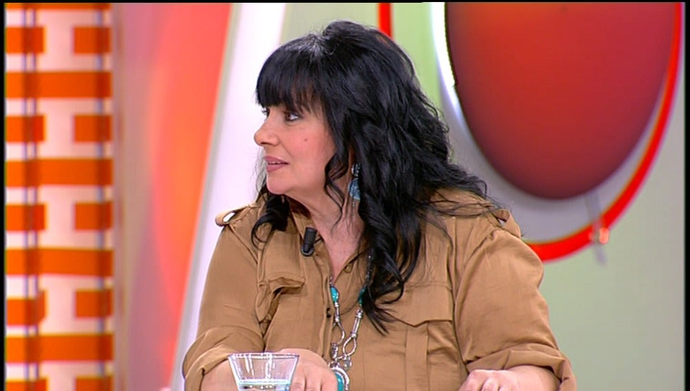 Madre de Noelia Pérez