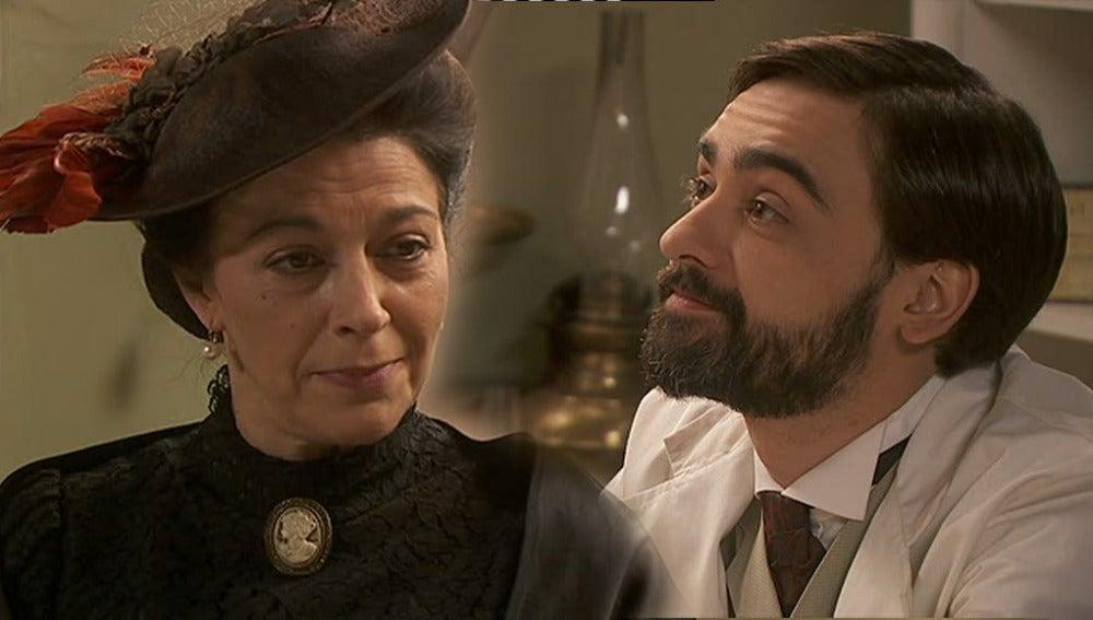 ¿Se ha aliado Alberto con Francisca Montenegro?