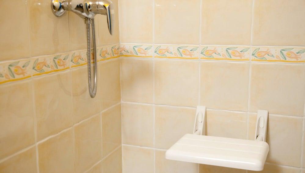 Asiento para ducha