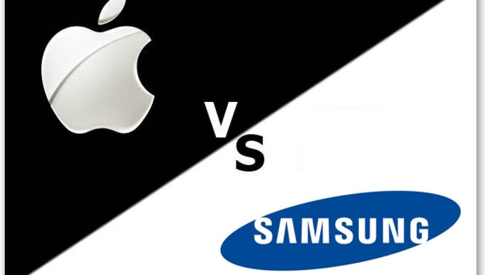 Apple y Samsung, en pleno conflicto