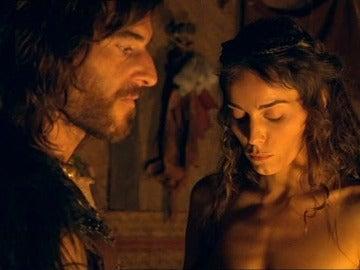 Darío y Navia, un matrimonio maldito