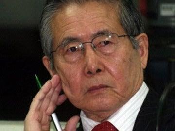 Alberto Fujimori, ex presidente de Perú
