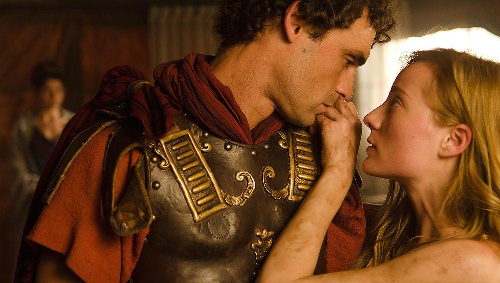 Sabina y Fabio comparten una estrecha relación