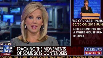 Fox confunde a Fey con Pallin