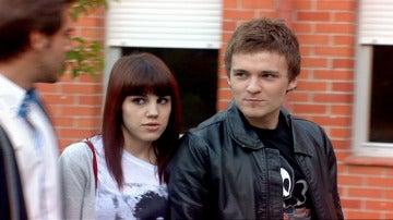 Paula y Gorka