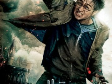 Harry Potter luchará a muerte