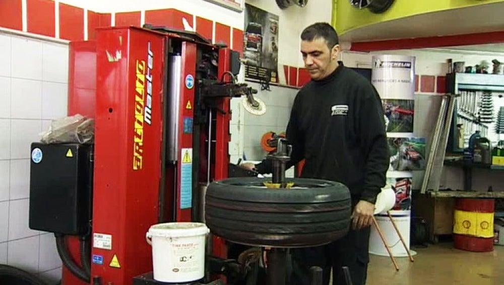 Llega el plan renove de neumáticos.