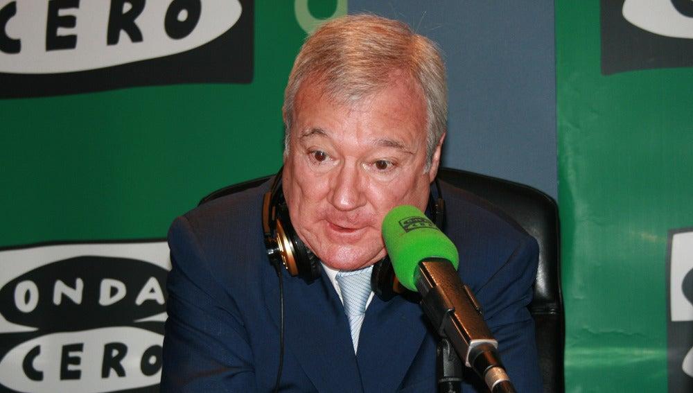 José Ramón Valcárcel, presidente de Murcia
