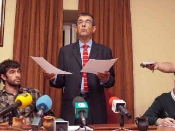 Luis Fernández Guitián, nuevo alcalde de Sober
