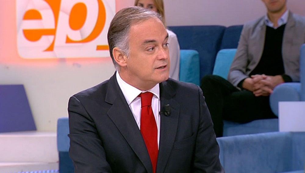 Esteban González Pons, en Espejo Público