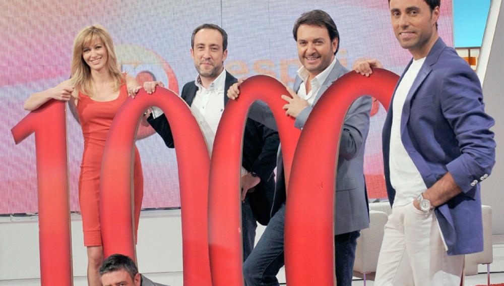 Objetivo tv antena 3 tv espejo p blico cumple for Espejo publico hoy completo