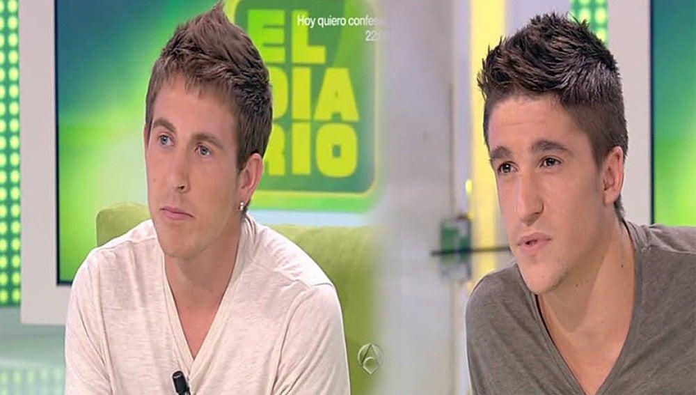 Álvaro y Jaime en El Diario