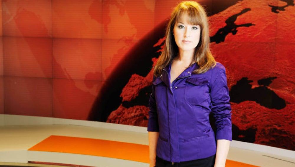 Gloria Lomana, Directora de Informativos de Antena 3