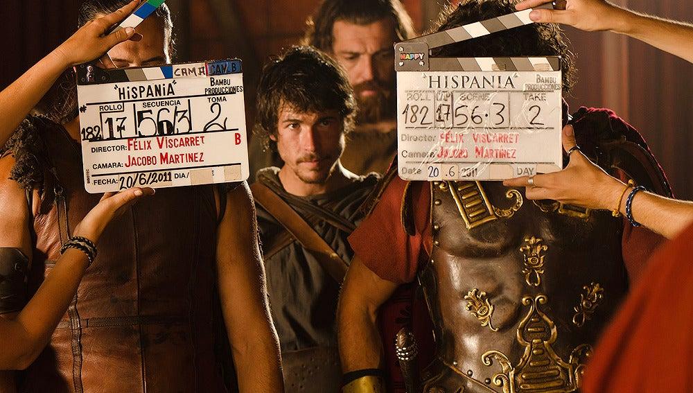 Antena 3 tv el making of del ltimo cap tulo de la temporada for Ver ultimo capitulo de cuarto milenio