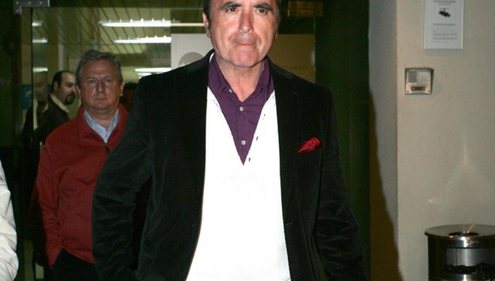 El diestro Jose Ortega Cano en una imagen de archivo.
