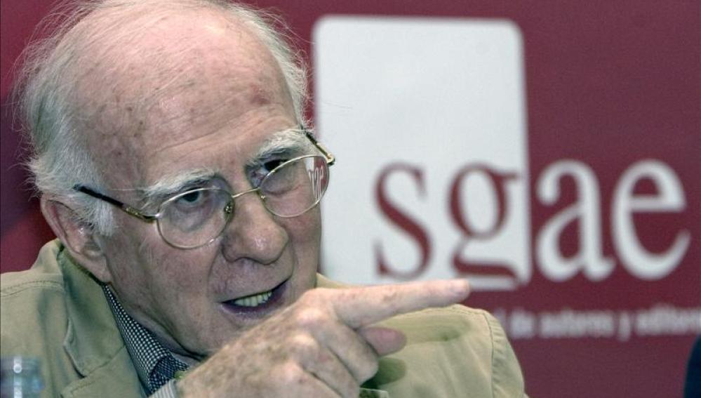 El ex presidente del Consejo de Dirección de la Sociedad General de Autores, Teddy Bautista