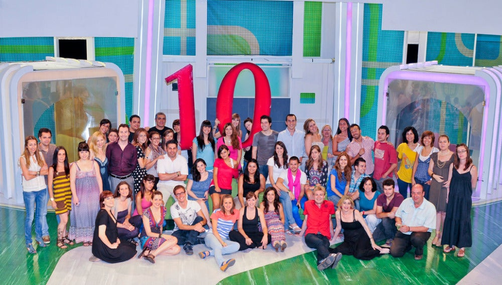 Décimo aniversario de El Diario