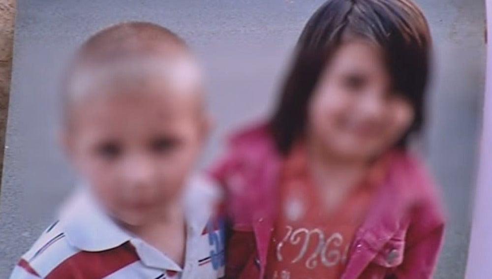 Los dos hermanos secuestrados en Torrelaguna