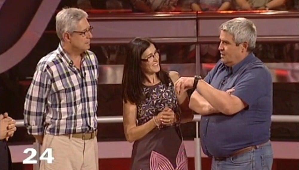 Josema Yuste en Atrapa un millón