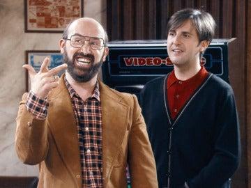 Gustavo y Esteban