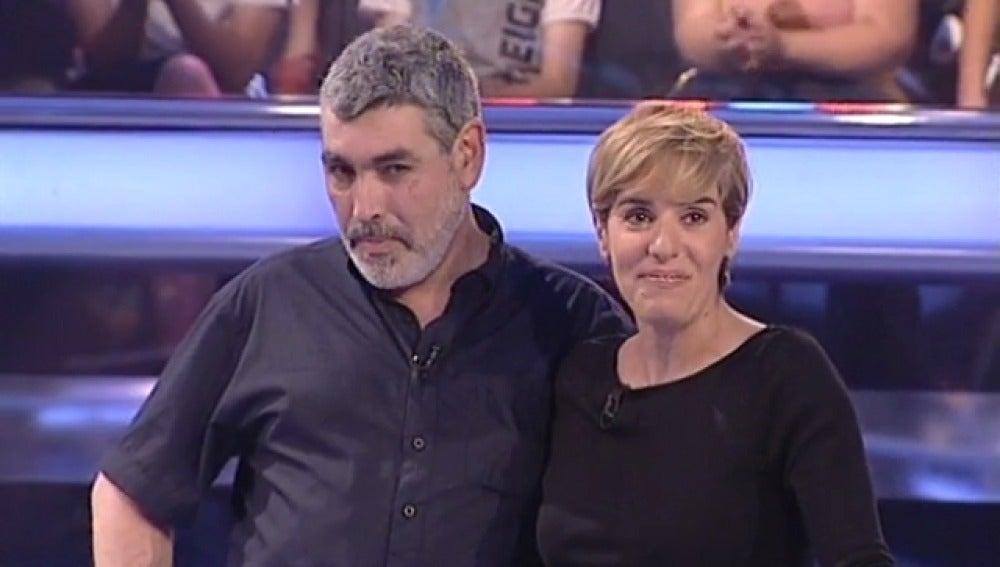 Anabel Alonso en Atrapa un millón