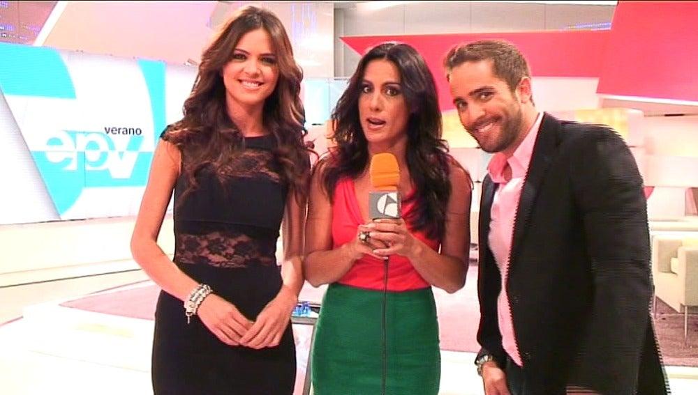 Alicia, Romina y Roberto te esperan el lunes