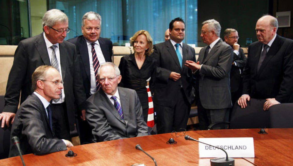El Eurogrupo no se pone de acuerdo