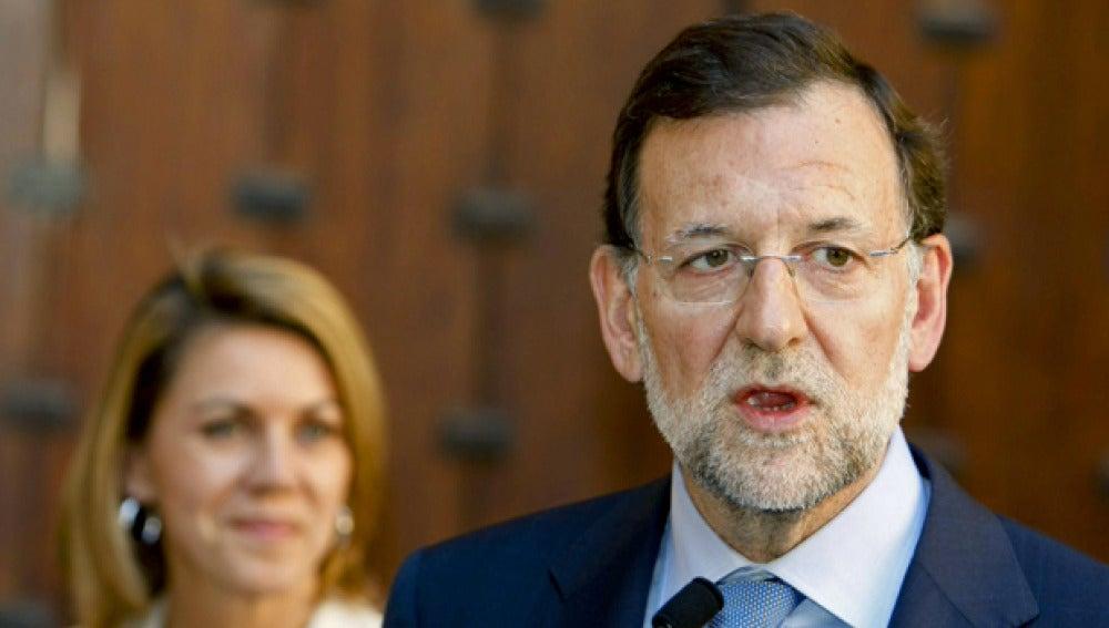 Rajoy pide explicaciones a Rubalcaba