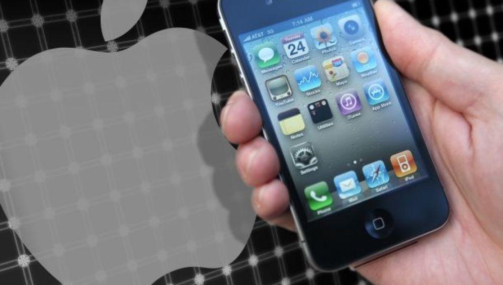 iPhone, de la empresa Apple