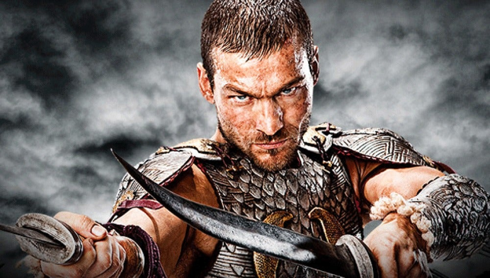 Andy Whitfield, antes era 'Spartacus'