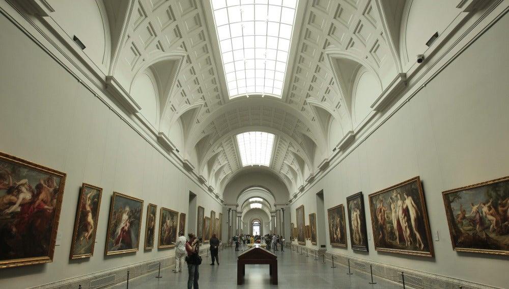 El Museo del Prado reorganiza sus colecciones.
