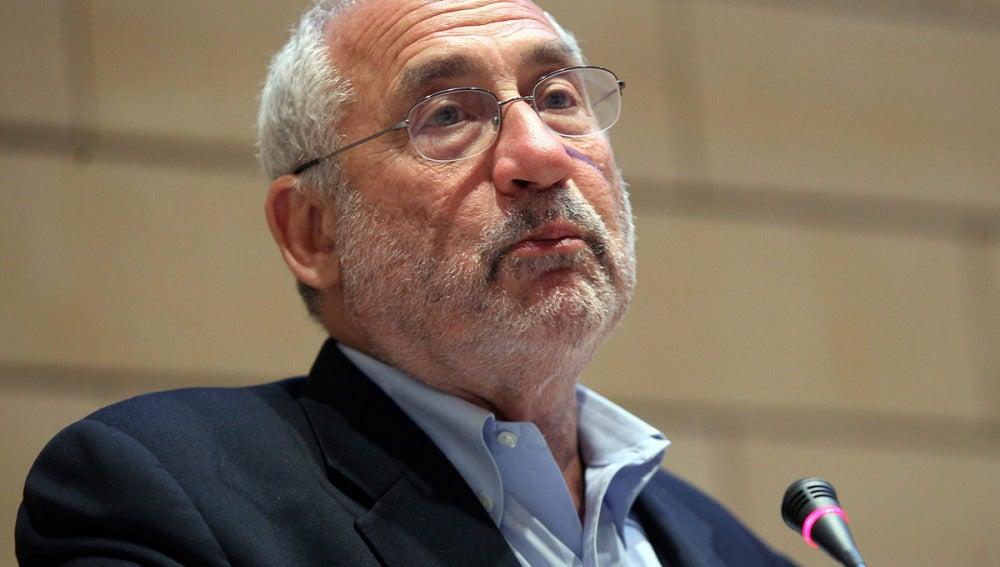 El premio Nobel de Economía, el estadounidense Joseph Stiglitz