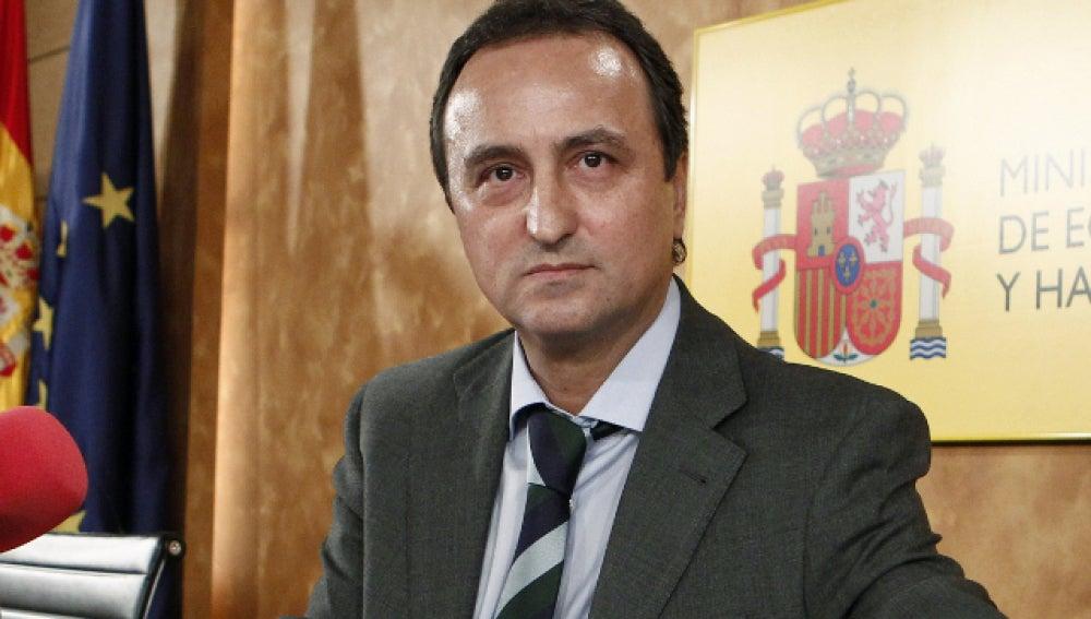 El secretario de Estado de Hacienda y Presupuestos, Juan Manual López Carbajo