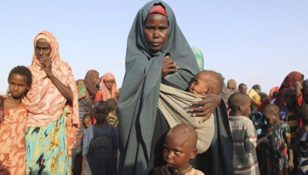 Comienza a llegar la ayuda humanitaria