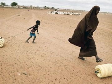 Campaña contra la hambruna en el Cuerno de África