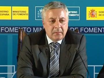 El ministro de Fomento y Portavoz del Gobierno, José Blanco