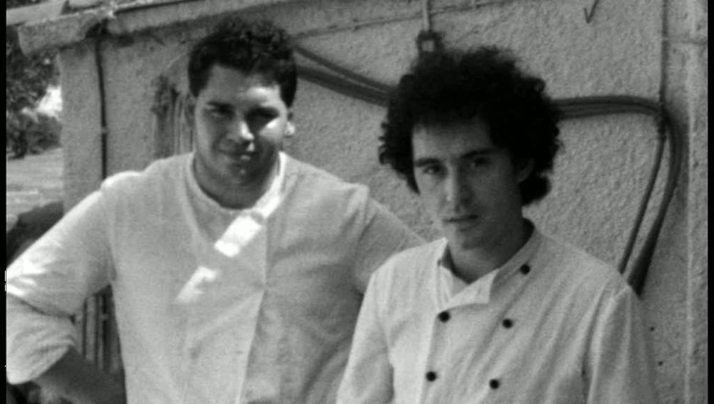 Entrada de Ferrán Adrià en 1987