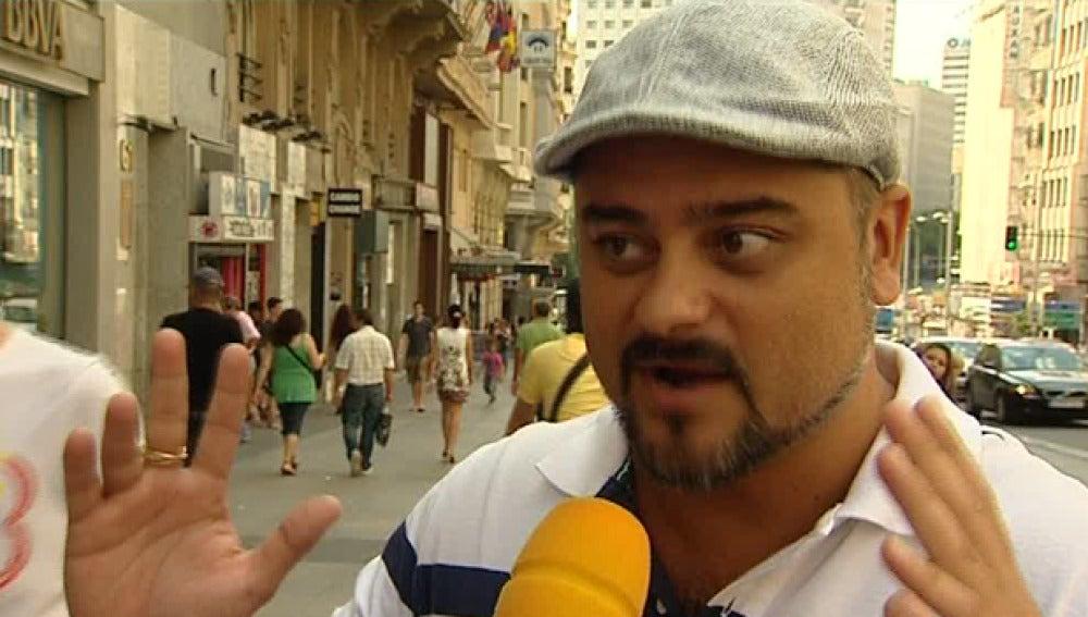Nach charla con Antena 3