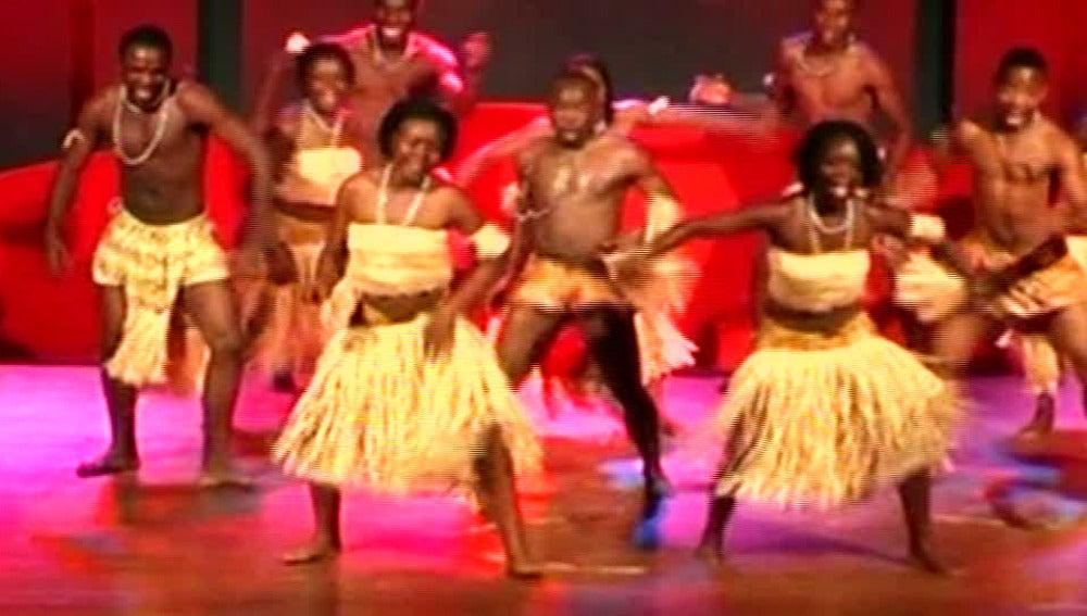 Aterriza en Madrid el primer musical africano