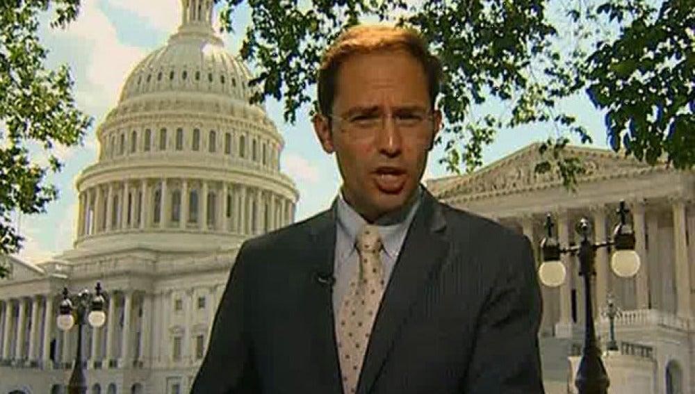 José Ángel Abad en Washington