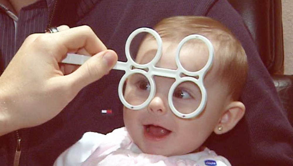 Los más pequeños deben cuidarse los ojos