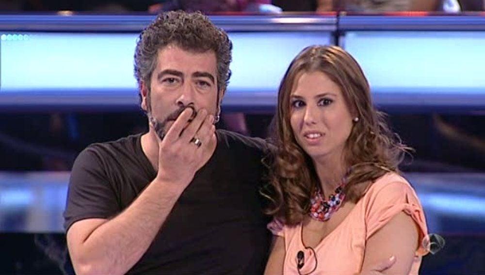 Leire y Agustín Jiménez